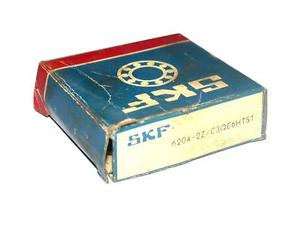 BRAND NEW IN BOX SKF BALL BEARING 6204-2Z/C3QE6HT51 (2 AVAILABLE)