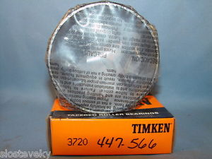 TIMKEN 3720 30000 PRECISION TAPERED CUP BEARING