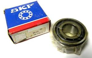 NEW SKF ANGULAR CONTACT BEARING 20 MM X 47 MM X 20 MM MODEL 5204 A/C3