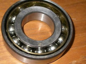 45mm SKF 7309BC SINGLE ROW ANGULAR CONTACT BALL BEARING, Made in USA, NEW!
