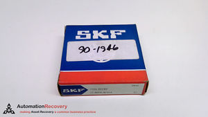 SKF 7306 BECBY , ANGULAR CONTACT SINGLE ROW BALL BEARING, NEW #216196