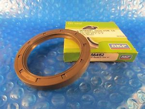 SKF 68x90x10HMS5RG, 564152, Rubber Covered Single Lip Shaft Seal with Spring