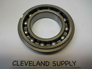 NSK 6008N BALL BEARING WITH SNAP RING   NEW CONDITION NO BOX