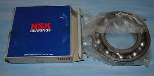 NSK Bearing 6212CM 712 Single Row Bearing New Old Stock