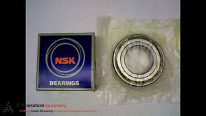 NSK R18ZZ CONTACT BALL BEARING, NEW #153945