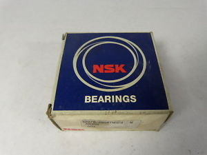 NSK 3207B-2RSRTNGC3 Sealed Ball Bearing 1-3/8X2-7/8X1Inch ! NEW !
