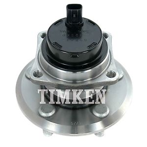 Wheel Bearing & Hub Assembly fits 2000-2005 Toyota Celica TIMKEN