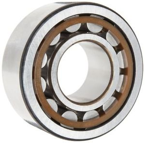 SKF NU 205 ECP/C3 Cylindrical Roller Bearing, Single Row, Removable Inner Ring,