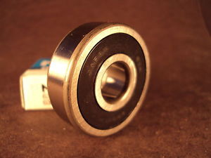 NTN 6301 LLB C3, 2RS, VV, Single Row Radial Bearing(=2 SKF, NSK, TIMKEN 301PP)