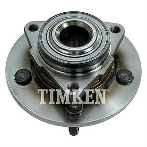 Timken HA500100 Wheel Hub/Bearing Assembly Seals Front Dodge Each
