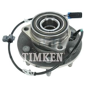 Wheel Bearing & Hub Assembly fits 2003-2005 GMC Safari TIMKEN