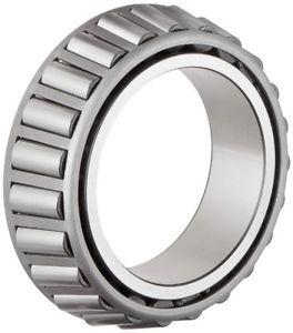 Timken 71455 Tapered Roller Bearing, Single Cone, Standard Tolerance, Straight