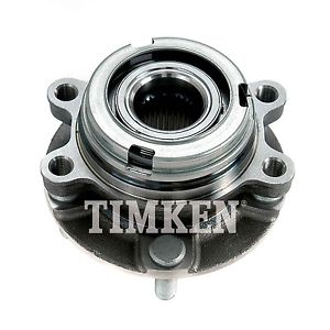 Wheel Bearing and Hub Assembly Front TIMKEN HA590252