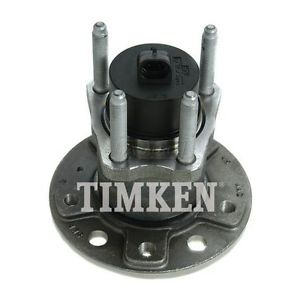 TIMKEN 512232 Rear Wheel Hub & Bearing Left or Right For 00-09 Saab 9-5 w/ABS
