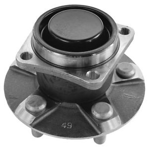 Rear Wheel Hub & Bearing TIMKEN for Toyota Corolla Pontiac