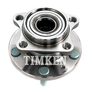 Wheel Bearing and Hub Assembly Rear TIMKEN HA590056 fits 07-15 Mazda CX-9