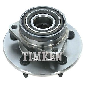 Wheel Bearing & Hub Assembly fits 1997-2000 Ford F-150  TIMKEN