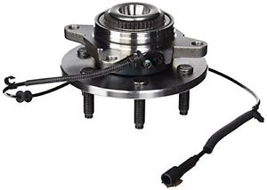Timken SP550212 Front Wheel Bearing and Hub Assembly