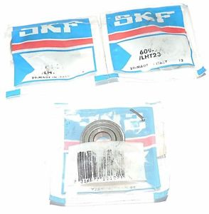LOT OF 3 NEW SKF 6092Z BEARINGS 6092Z/LHT23