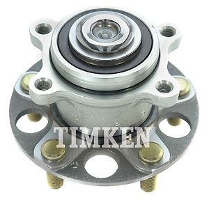 Wheel Bearing & Hub Assembly fits 2005-2007 Honda Accord TIMKEN