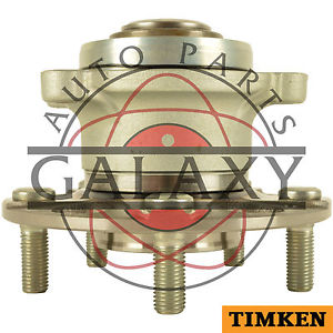 Timken Rear Wheel Bearing Hub Assembly Fits Acura TSX 2004-2008