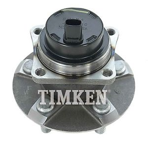 Wheel Bearing and Hub Assembly Rear TIMKEN 512217