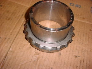 S20-3 7/16 SKF New Adapter BEARING HOUSING SLEEVE WITH NUT AXLE LOCK BUSHING