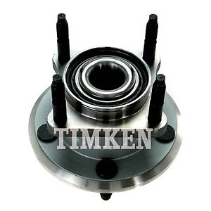 Wheel Bearing and Hub Assembly TIMKEN HA590141 fits 05-10 Jeep Grand Cherokee