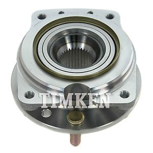 Wheel Bearing and Hub Assembly Front TIMKEN 513044