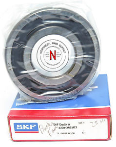 SKF Explorer 6308-2RS1/C3 Cylindrical Roller Bearing 40mm x 90mm x 23mm