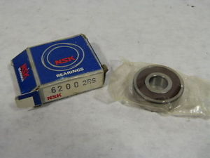 NSK 62002RS Rubber Sealed Bearing ! NEW !