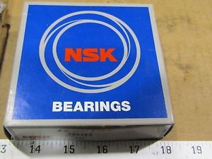 NSK 74Q8BG Bearing 40mm ID 110mm OD 27mm Wide NIB