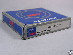NSK NJ218WC3 Cylindrical Roller Bearing ! NEW !