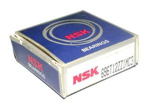 BRAND NEW IN BOX NSK BALL BEARING 696T12ZZ1MC3 (16 AVAILABLE)