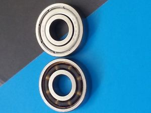 """NSK 85-39Z Ball Bearing 5x13x3mm New High Precision Japan """"open on one side"""""""