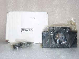 NEW THOMSON BSW20 BASE MOUNTED BEARING SUPPORT NSK DROP IN REPLACEMENT