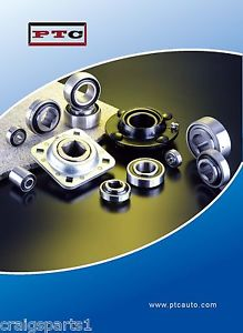 PTC 6204-2RSJ Bearing Interchanges with skf brand