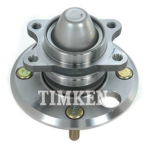 Wheel Bearing and Hub Assembly Rear TIMKEN 512191