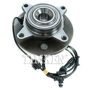 Wheel Bearing and Hub Assembly Front TIMKEN SP550206