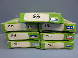 "7 Nib SKF 9935 Joint Radial Oil Seal ID 1"" Inch OD 1 5/8"" New!!"