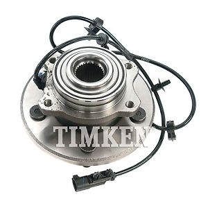 Wheel Bearing & Hub Assembly fits 2007-2008 Chrysler Pacifica TIMKEN