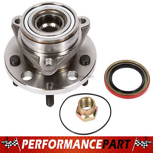 1 New GMB Rear Left or Right Wheel Hub Bearing Assembly w/o ABS 730-0178