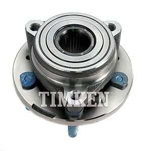 Wheel Bearing and Hub Assembly Front TIMKEN 513156 fits 99-03 Ford Windstar