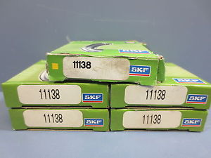 Lot of 5 Nib SKF 11138 Joint Radial Grease Oil Seal New!!!