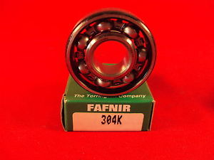 Fafnir 304 K, 304K, Single Row Radial Bearing, 304K (=2 Timken, SKF 6304, NSK,)