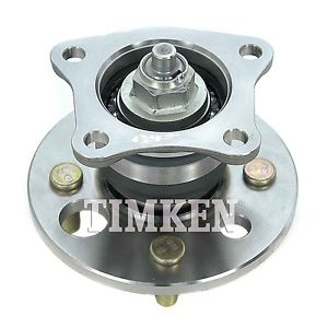 Wheel Bearing and Hub Assembly Rear TIMKEN 512018