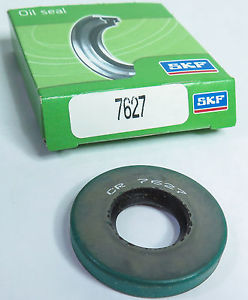 "SKF / CHICAGO RAWHIDE 7627 OIL SEAL, .750"" x 1.624"" x .250"""