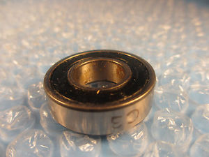 ZKL Czechoslovakia 6002 2RS, 6002A 2RS, Ball Bearing,(see SKF 6002 2RS)