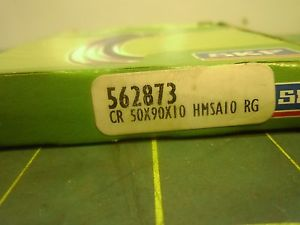 SKF 562873 OIL SEAL CR 50X90X10 HMSA10 RG #J53278
