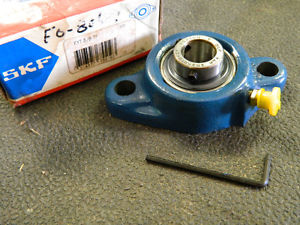 SKF FYT 5/8 TF Flange Bearing FYT5/8TF New